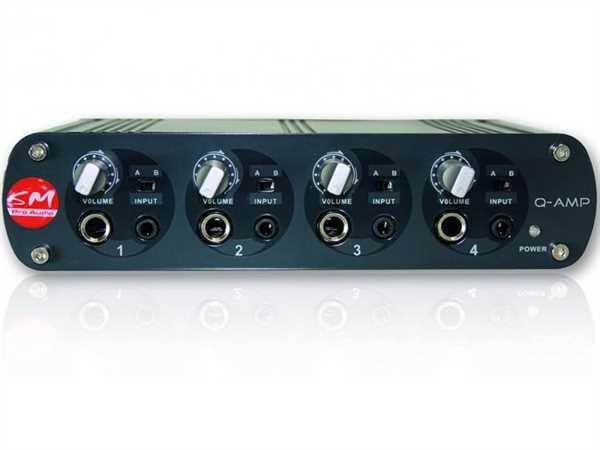 SM Pro Audio Q-Amp -Ausstellungsstück-