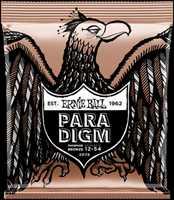 "Ernie Ball ""Paradigm"" Westerngitarren Saitenset 012-054 2078 Phosphor Bronze"
