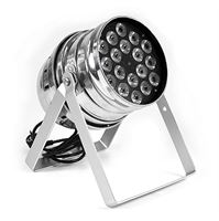 Involight LED PAR-184 18x8W RGBW - alu