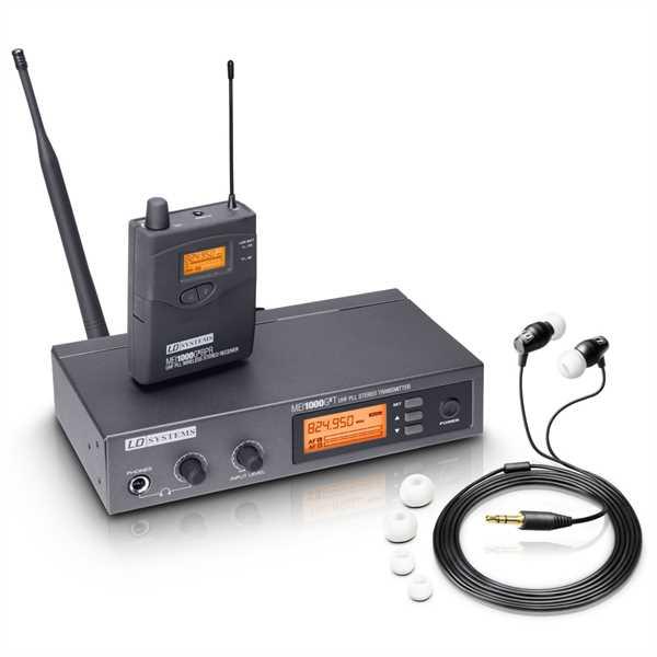 LD Systems MEI 1000 G2 - In-Ear-System