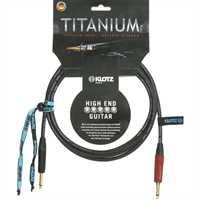 Klotz Titanium TI-0600PSP Instrumentenkabel