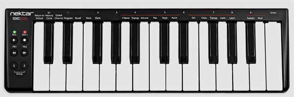 Nektar SE25 Midi-Keyboard