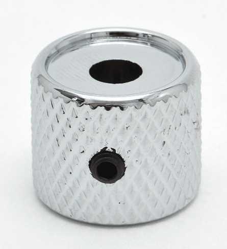 """Göldo KB50C """"Diamond Knob"""" Potiknopf, chrom"""