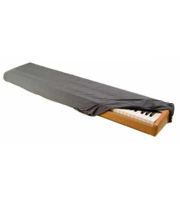 On-Stage Stands Abdeckhaube für Keyboards mit 61-76 Tasten grau
