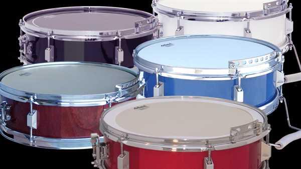 "Lefima SU8-1404-H 14""x 4,5"" Snare Drum weiß"