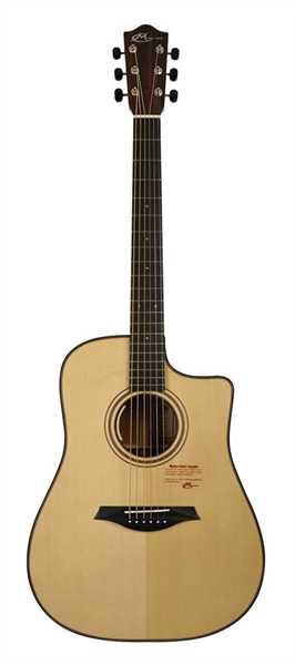 Mayson DM1/SCE2 Westerngitarre vollmassiv
