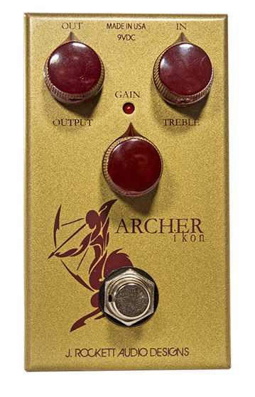 Rockett Archer Ikon Booster/Overdrive