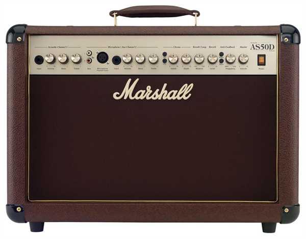 Marshall AS-50 D Akustik combo