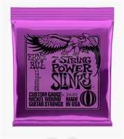 """Ernie Ball """"7-String Power Slinky"""" E-Gitarren Saitenset 011-058"""