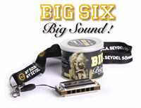 Seydel Big Six Classic - Big Sound in C
