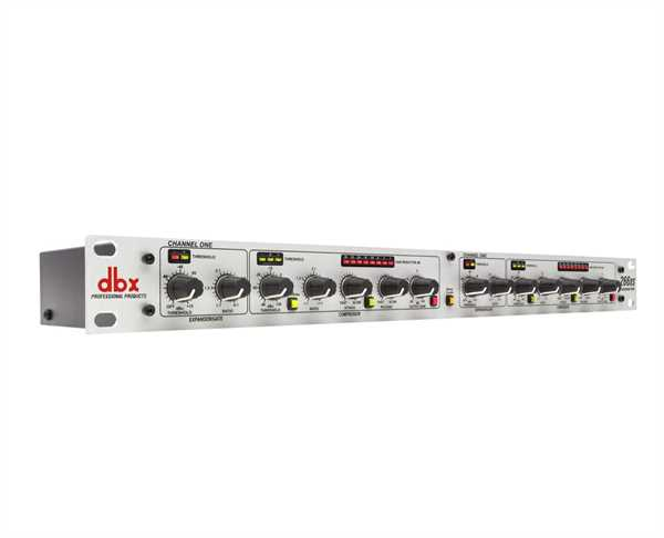 DBX 266 XS Compressor/Limiter/Gate