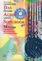 Bernd Jagla Garantiert Gitarre lernen -Das Audio Songbook : CDmit kleinem Begleitheft