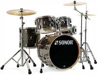 Sonor AQ1 Stage Set Woodgrain Black