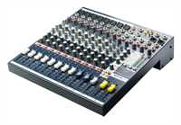 Soundcraft EFX 8 Mixer (8/2) mit Lexicon Effekt
