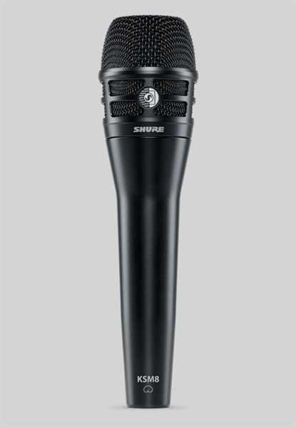 Shure KSM8-B Dualdyne Gesangsmikrofon