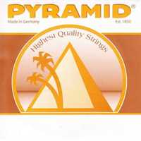 Pyramid Oktav-Gitarrensaiten nylon