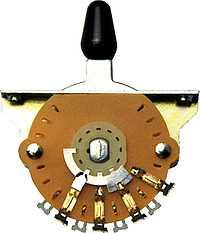 Catfish 685234 5-Wege Schalter für ST-Modelle