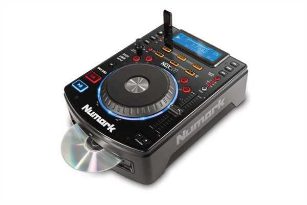 Numark NDX-500 CD & USB - Player