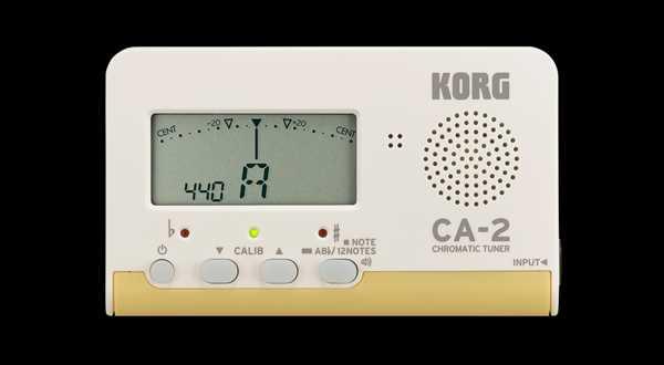 Korg CA-2 Chromatic Solo Tuner