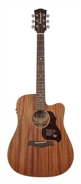 Richwood D-50 CE Master Series Westerngitarre