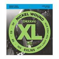 D'Addario EXL-165 Saitenset 045-105 E-Bass