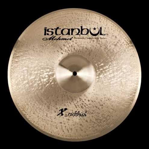 """Istanbul X-Rubbish 10"""" Crash"""
