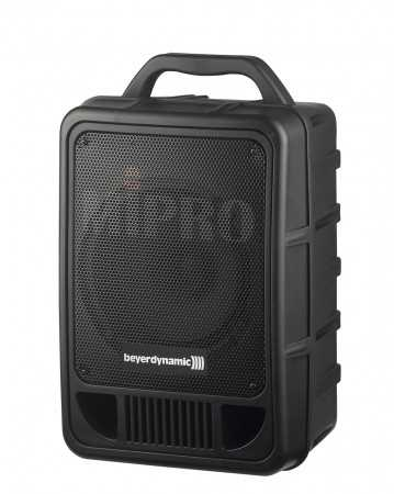 Mipro MA 705D - mobile Aktivbox mit CD-Player