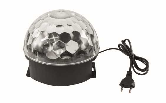 Eurolite LED BC-4 Strahleneffekt