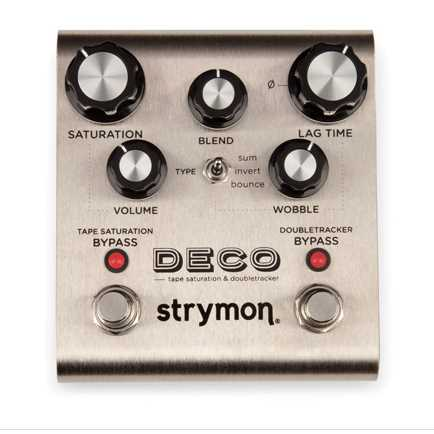 Strymon Deco TapeDelay