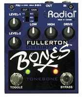 Radial Tonebone Bones Fullerton American Style Distortion