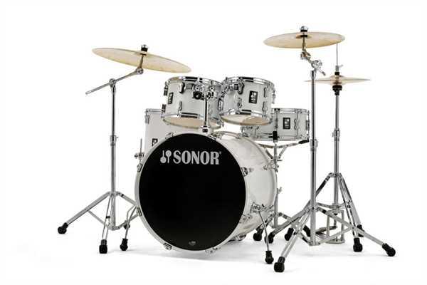 Sonor AQ2 Studio Set White Pearl 5 tlg. 20-12-12-14-14 Shell Set