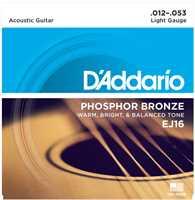 D'Addario EJ-16 012-053