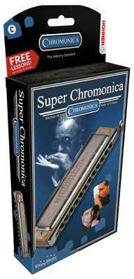 Hohner Chromonica Classic C-Dur 48 Töne