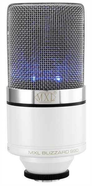 MXL 990 Blizzard Studiomikrofon Großmembran Niere