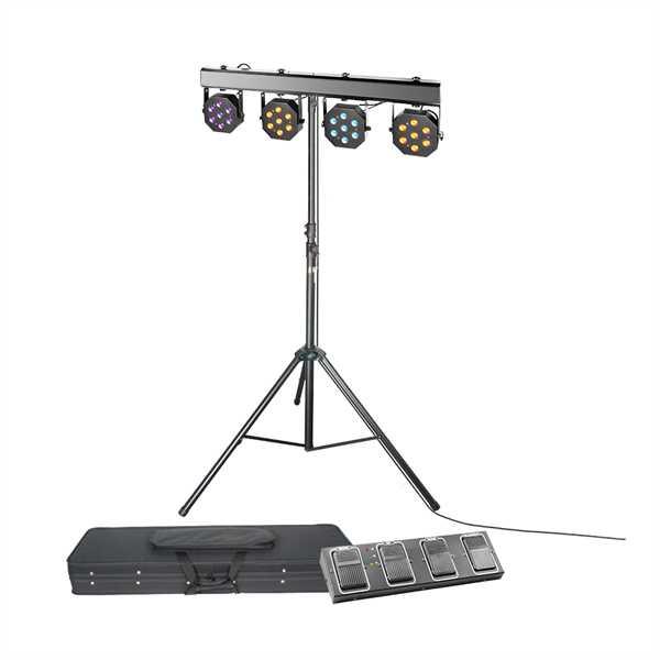 Cameo Multi PAR 2 SET - 28x3W LED Lichtanlage
