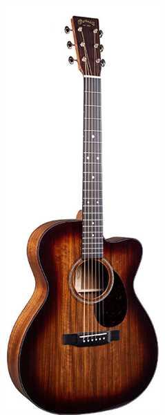Martin Guitars OMC-16E Burst (Ovangkol)