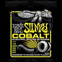 "Ernie Ball 2720 ""Slinky Cobalt"" E-Gitarren Saiten 011-054"