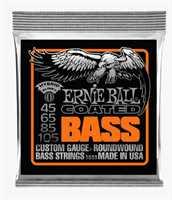 Ernie Ball 3833 045-105 Coated 4-String Basssaiten