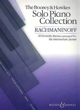 Rachmaninoff Solo Piano Collection