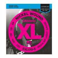 D'Addario EXL-170-5 Bass-Saiten 045-130