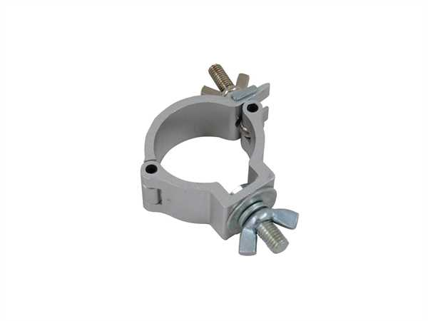 EUROLITE TPC-10 Klammer, silber 30mm f. 50mm Rohr