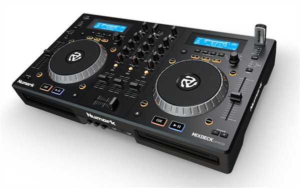 Numark Mixdeck Express Black - DJ-Controller