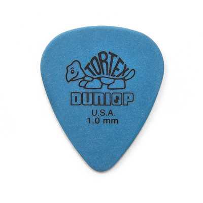 Dunlop Tortex Plektrum 1,00 12er Set