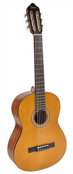 Valencia VC-204 Konzertgitarre Antique Natural