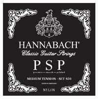 Hannabach 850MT PSP geschliffen Konzertgitarrensaiten
