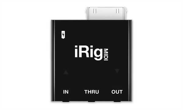 IK Multimedia iRig MIDI PlugIn für iPhone / iPad