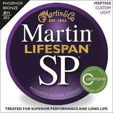 Martin SP-7050 Lifespan Akustik-Saitenset 011-052