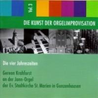 Die Kunst der Orgelimprovisation Die vier Jahreszeiten