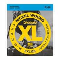 D'Addario EXL-125 Saitenset 009-046