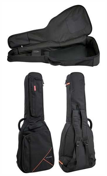 Gewa Premium Gigbag für Westerngitarre, schwarz